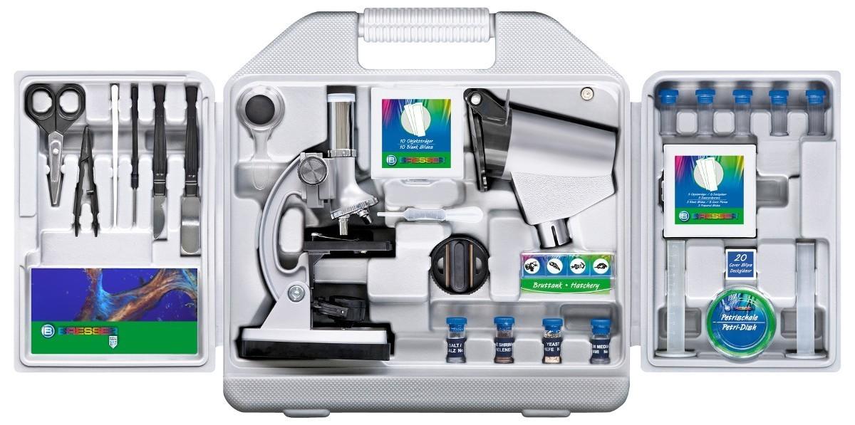 Rozdelenie mikroskopov
