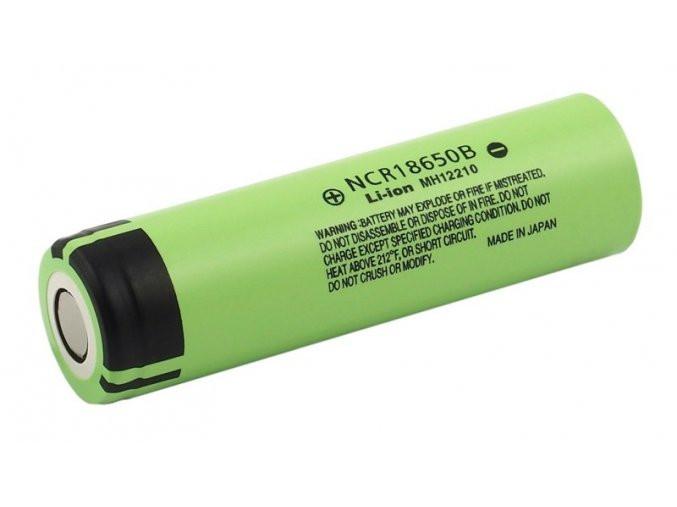Nabíjateľná batéria 18650 Panasonic