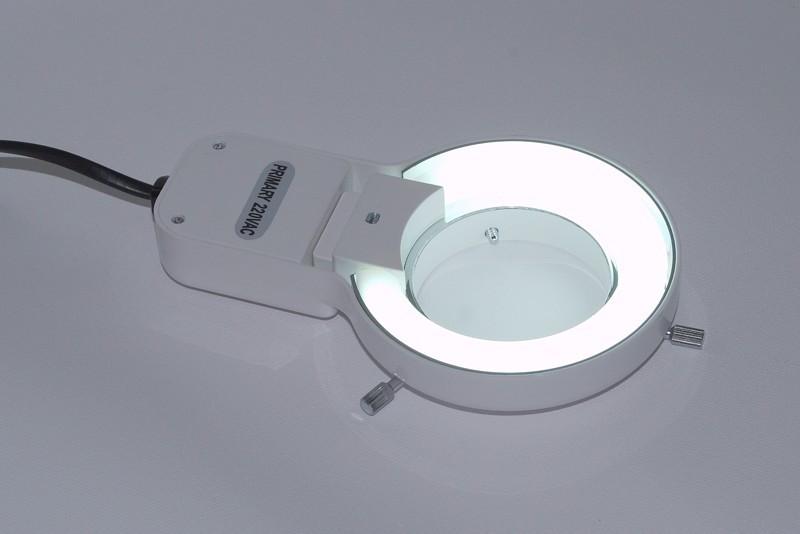 Externé osvetlenie pre mikroskopy IND
