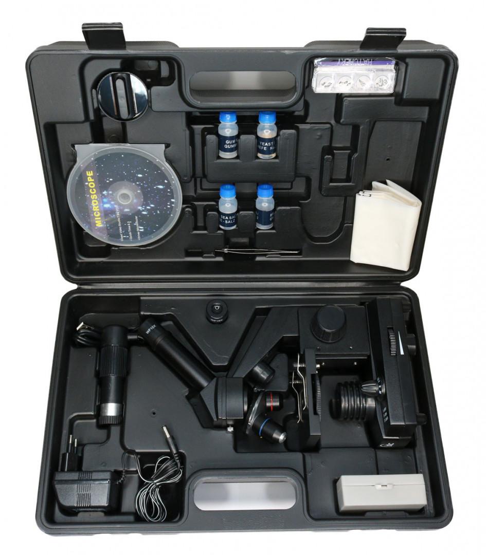 Mikroskop BTC Student - 12 set