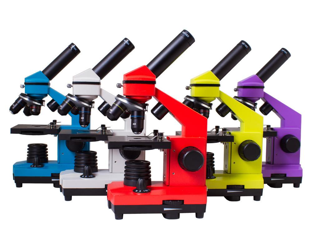 Mikroskop Levenhuk Rainbow 2 L PLUS