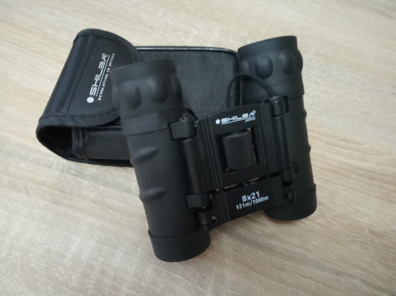 Ďalekohľad Shilba Compact 8x21