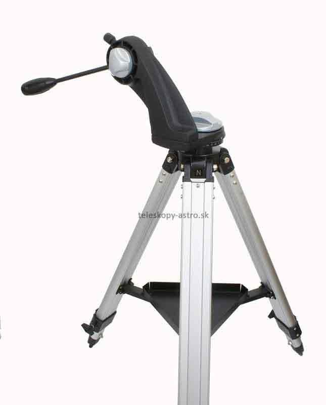 Montáž Sky-Watcher azimutálna AZ4 s hliníkovým statívom