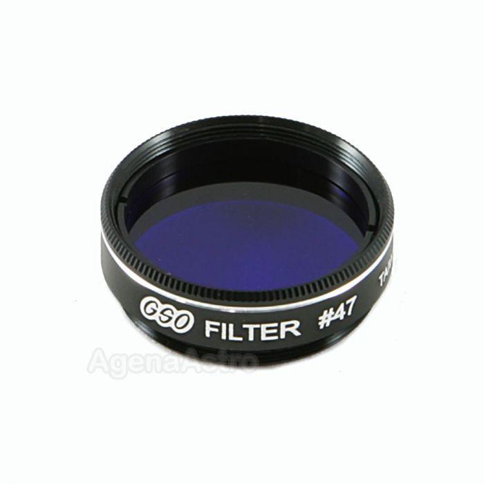 """GSO Planetárny filter 1,25"""" Violet"""
