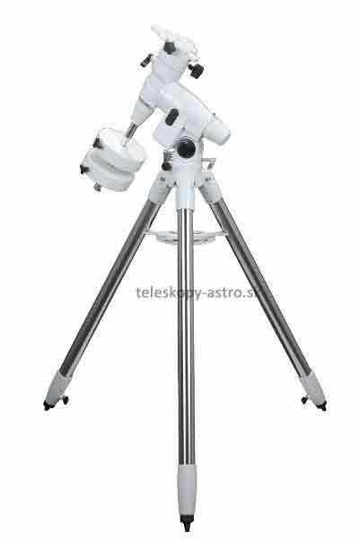 Montáž Sky-Watcher paralaktická EQ5 s oceľovým statívom