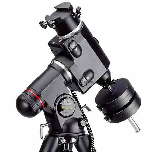 Montáž Sky-Watcher paralaktická EQ6 s oceľovým statívom