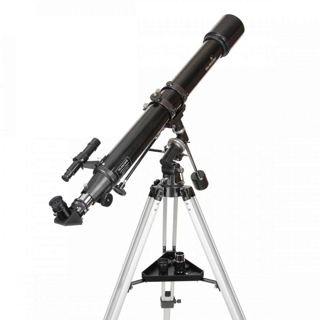Teleskop Sky-Watcher LUNA 70/900 EQ1