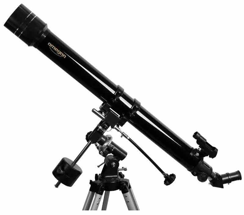 Teleskop Omegon 70/900 EQ-1
