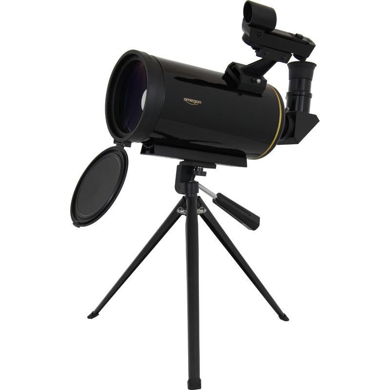 Teleskop Omegon Maksutov 60 AZ s LED hľadáčikom