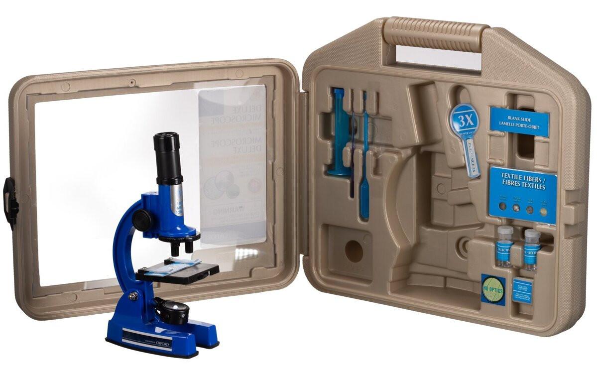 Mikroskop Bresser University of Oxford MCS 100-1200x