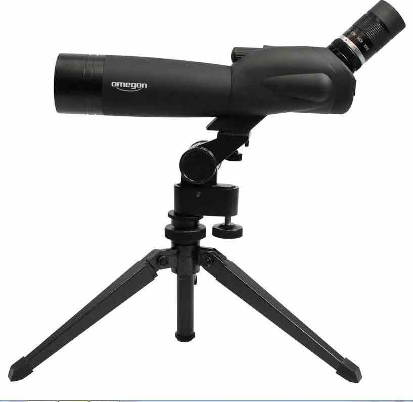 Monokulár Omegon Zoom Spotting scope 18-54x55 mm