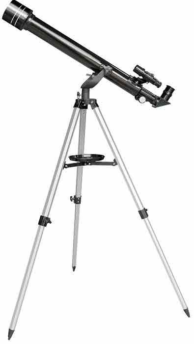 Teleskop Bresser Arcturus 60/700 AZ plastový kufrík