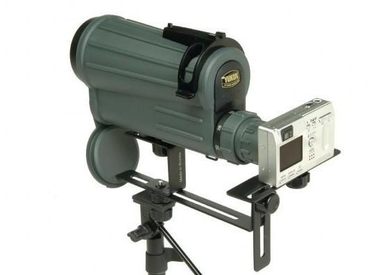 Adaptér pre digitálny fotoaparát (Yukon 20-50x50)