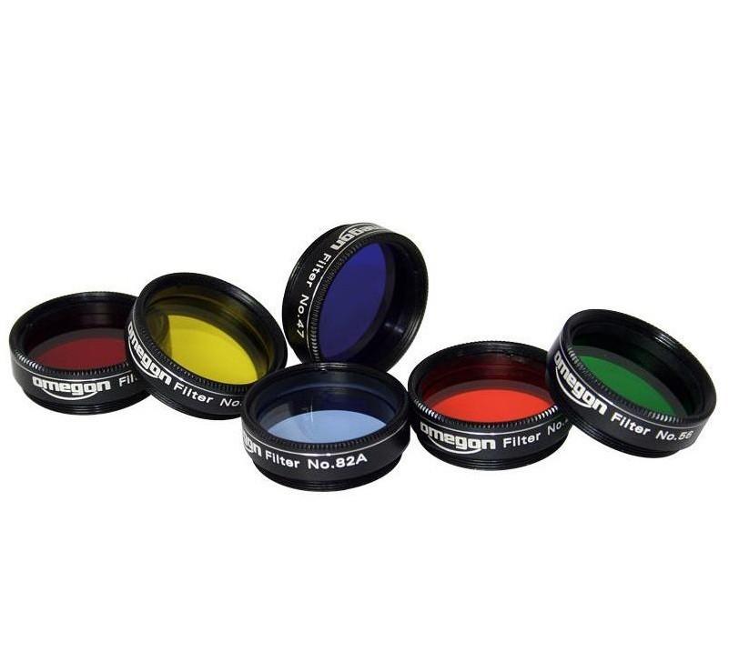Sada farebných filtrov Omegon