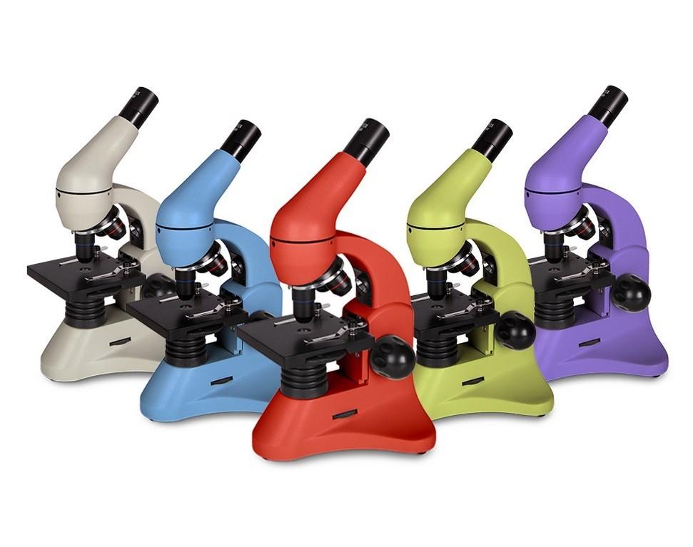 Mikroskop Levenhuk Rainbow 50 L