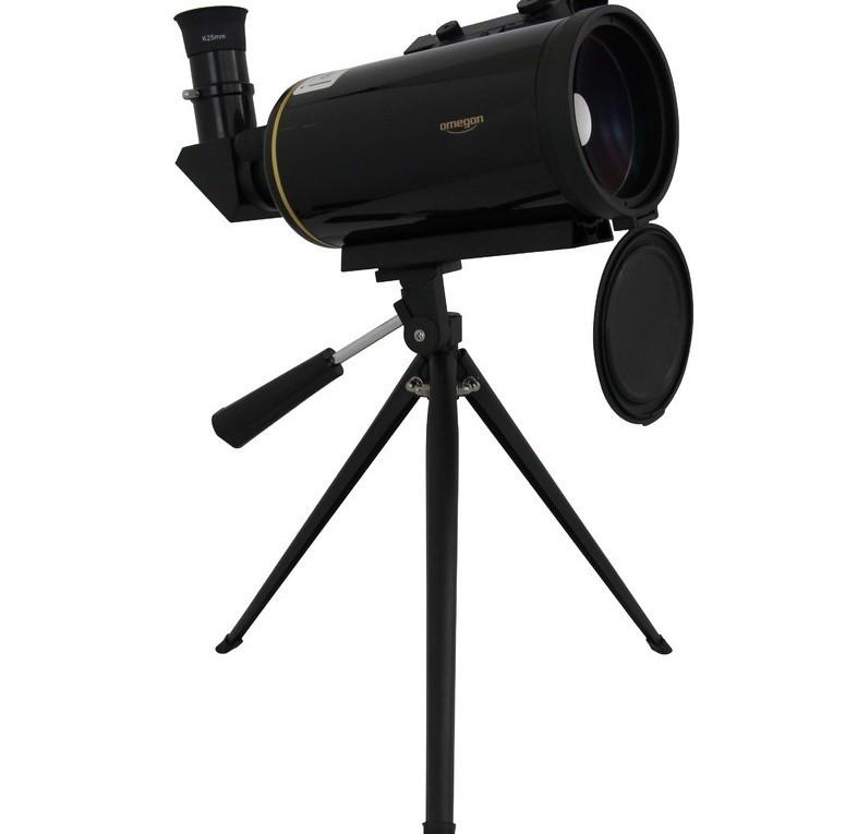 Teleskop Omegon Maksutov 80 AZ s LED hľadáčikom