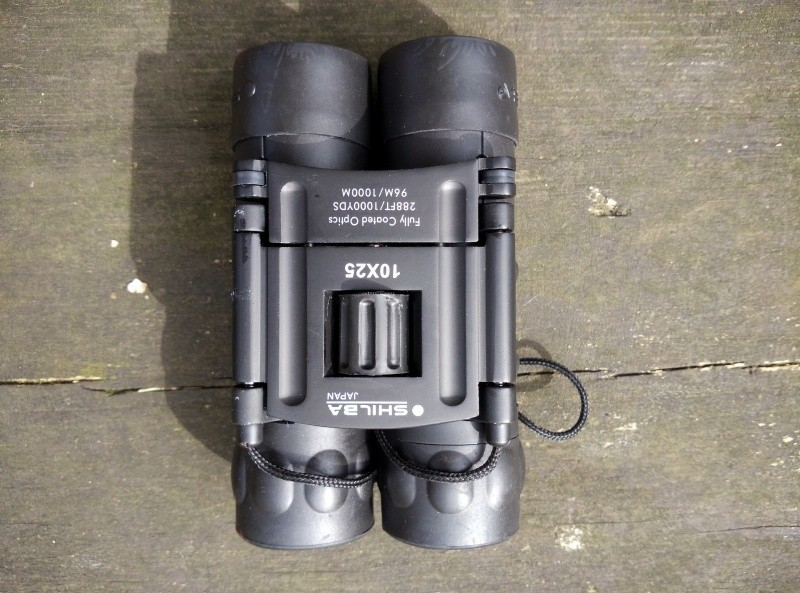 Ďalekohľad Shilba Compact 10x25 A