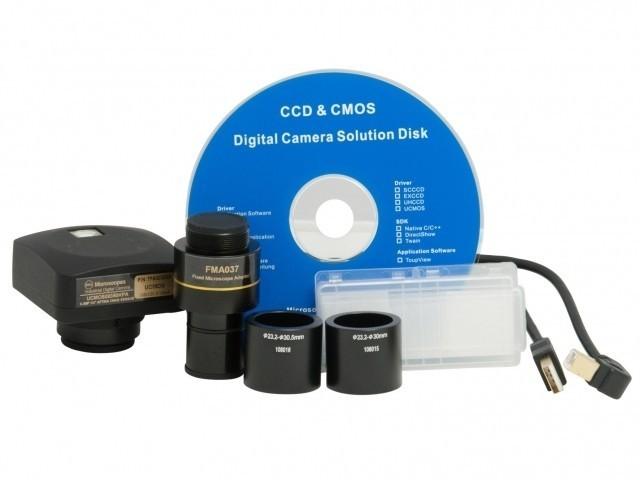 Kamera BMS 5MP CMOS, USB 2.0 kit
