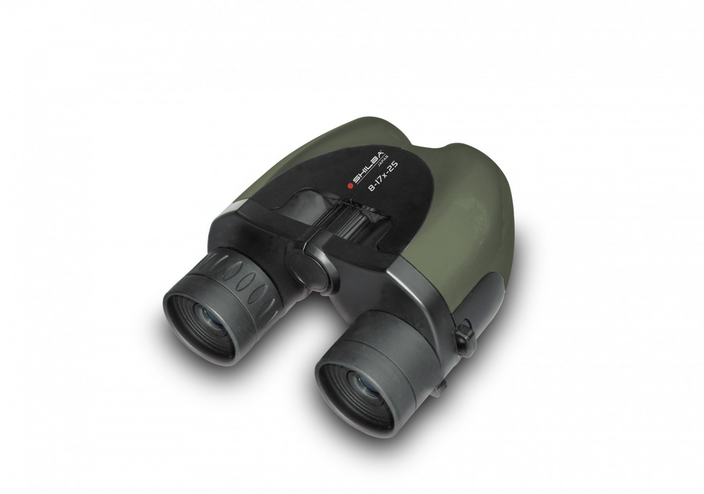 Ďalekohľad Shilba Compact 8-17x25 Green zoom