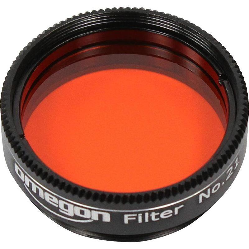 Farebný filter Omegon Orange