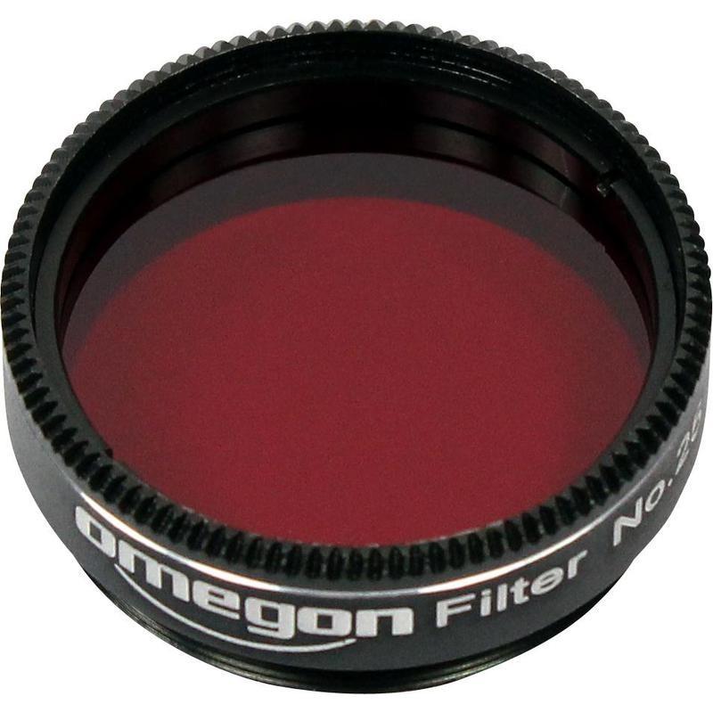 Farebný filter Omegon červený