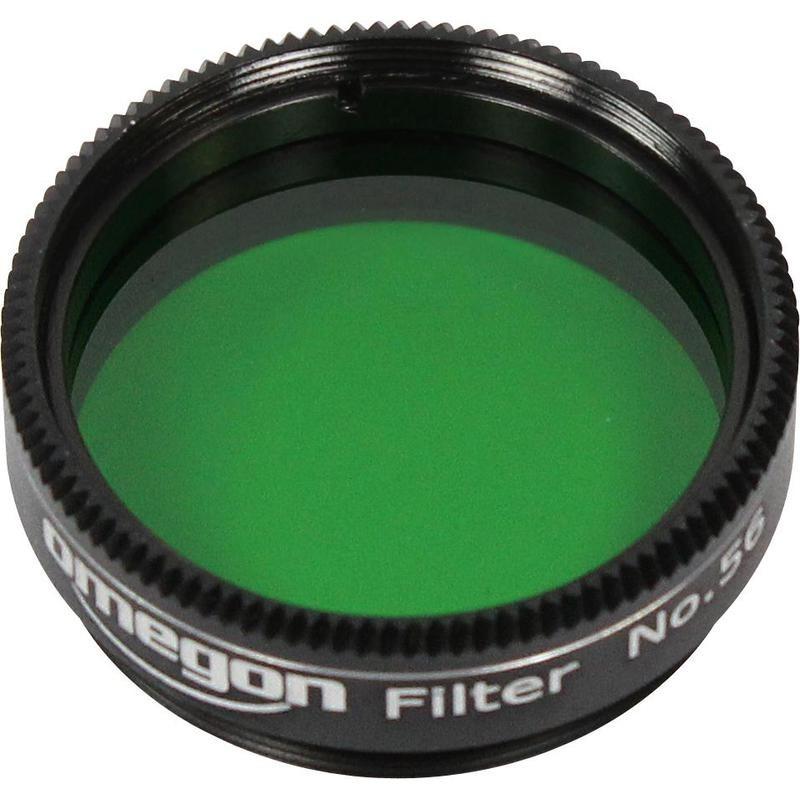Farebný filter Omegon svetlo zelený
