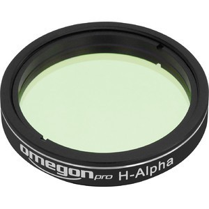 Hmlovinový filter Omegon Pro H-alpha 1.25