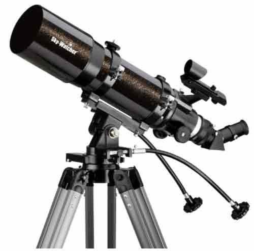 Šošovkové teleskopy