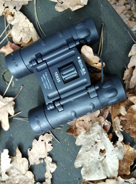 Ďalekohľad Shilba Compact 10x25